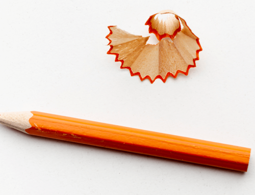 Five ways we should be more like a pencil