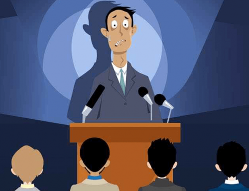Five public speaking tips for people who fear public speaking