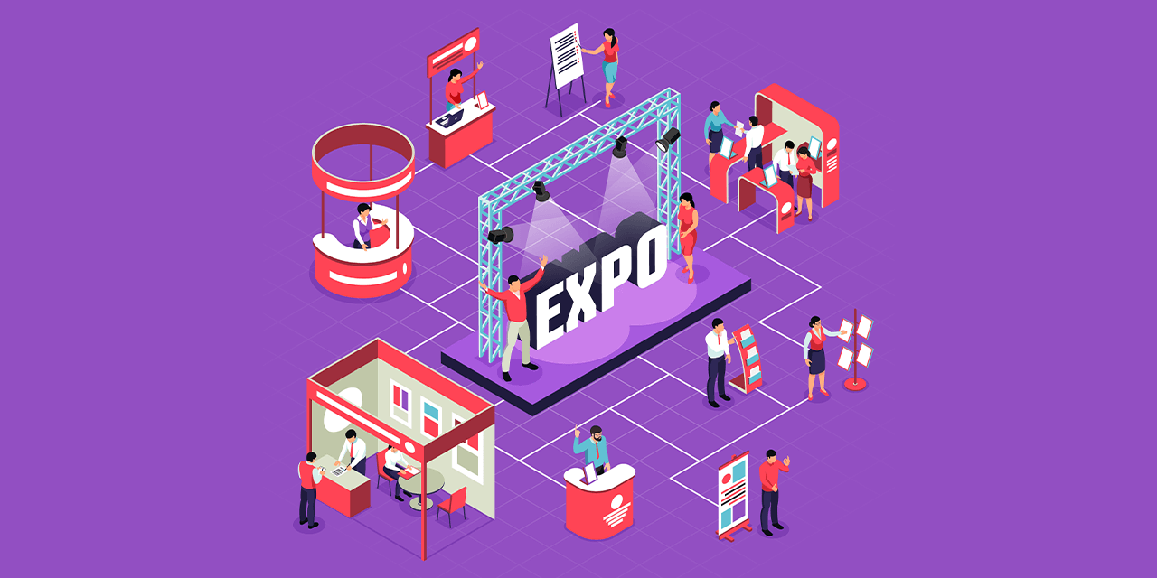 Five ways to getting the most out of your next trade show