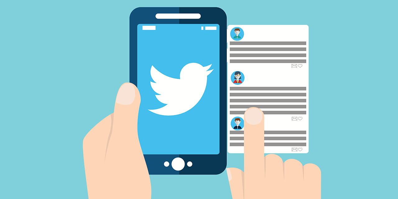 Five tips for using Twitter for business
