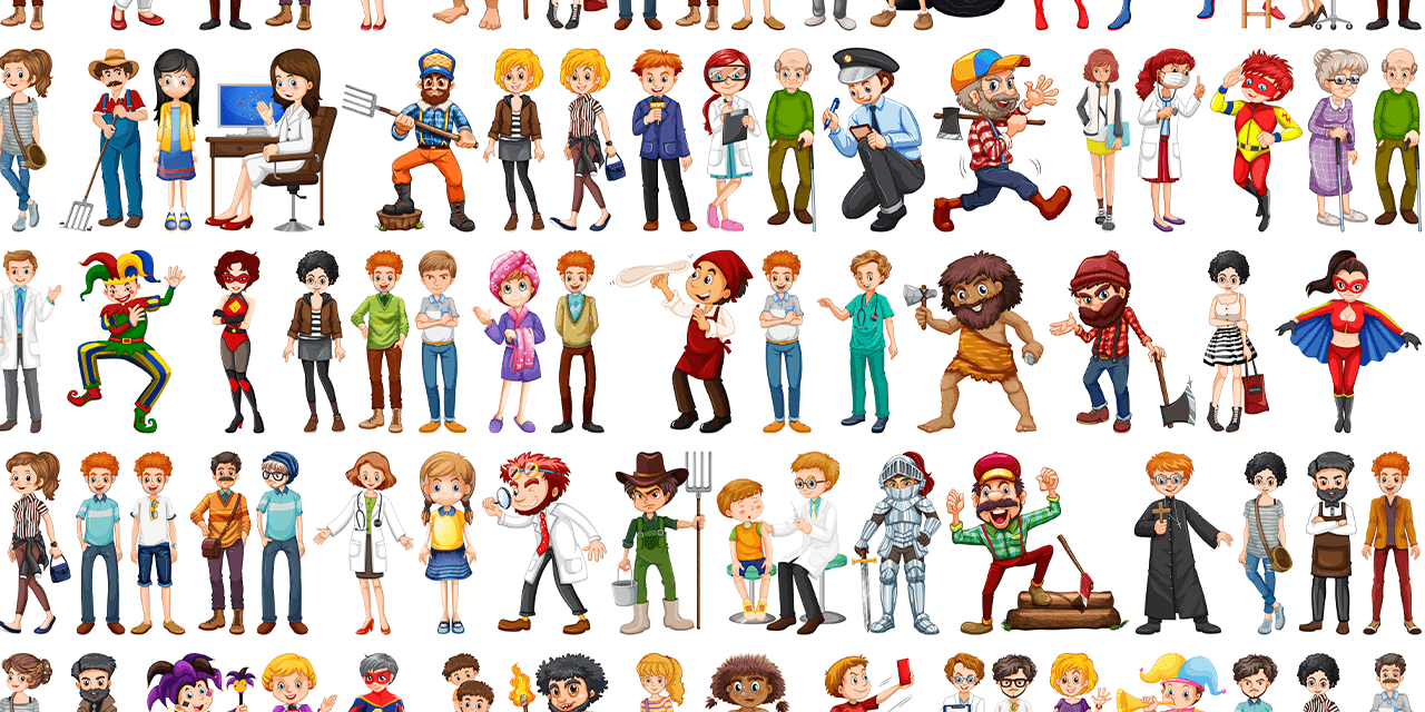 Five ways to find the right clipart