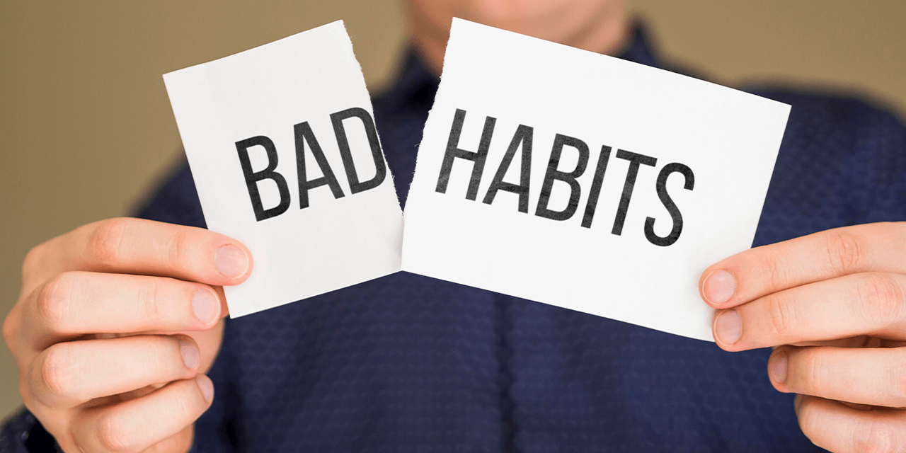 Five bad work habits every business owner needs to break