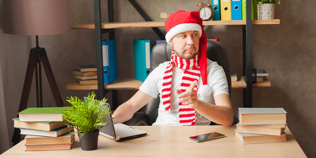 Five ways to manage your life and business during the holidays